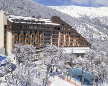 The Top Five Luxury Ski Resorts in South America