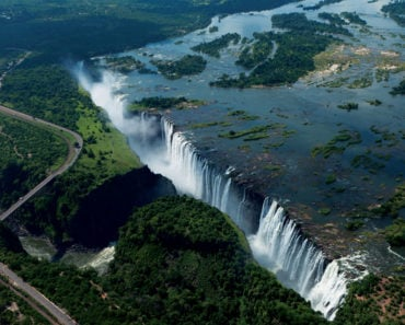The Top Five Waterfalls To Visit In Your Lifetime