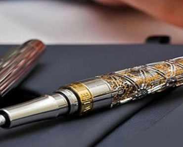 The 10 Most Expensive Fountain Pens In The World