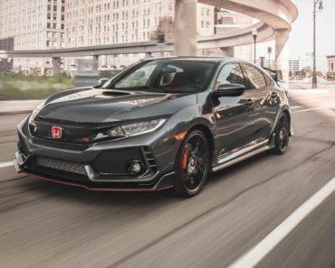 A Closer Look at the 2018 Honda Civic Type R