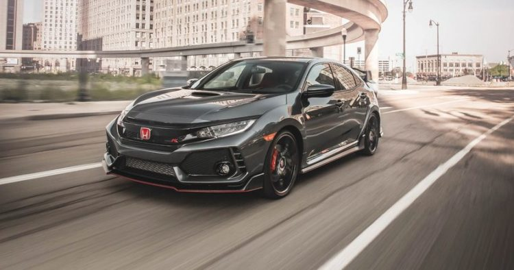 2018 Civic Type R >> A Closer Look At The 2018 Honda Civic Type R