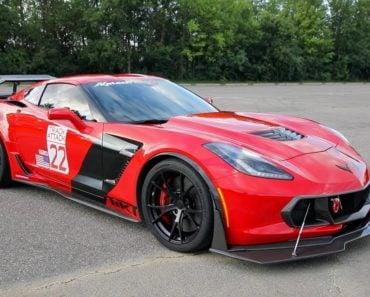 A Closer Look at the Katech Corvette C7 Z06