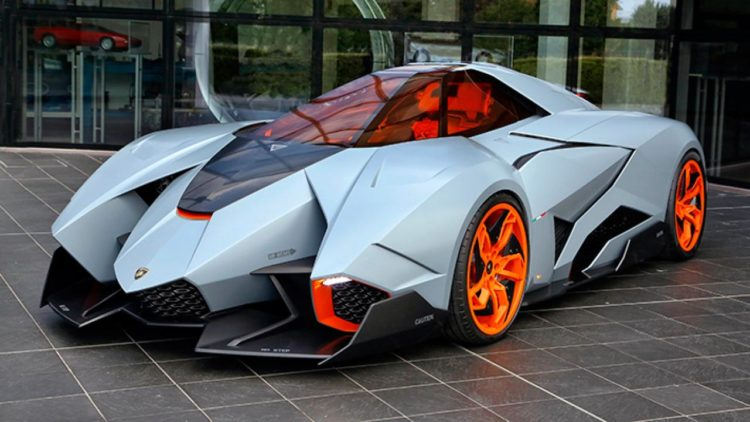 Everything You Need To Know About The Lamborghini Egoista