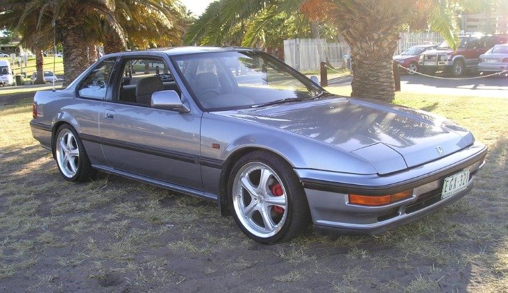 The Top Five Honda Prelude Models Of All Time
