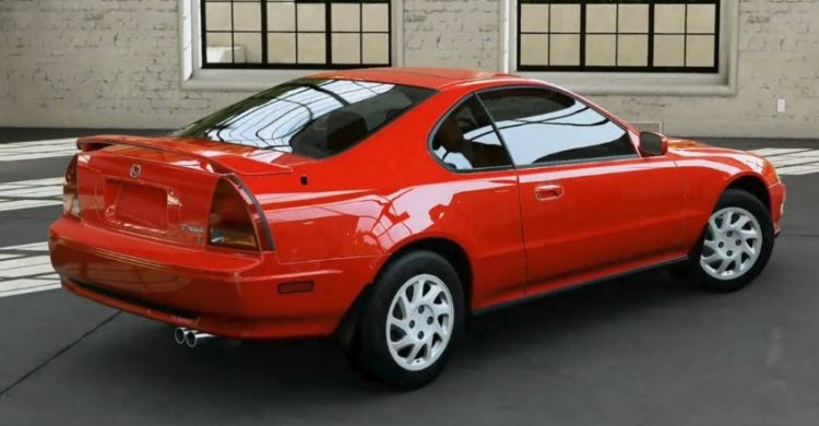 The Top Five Honda Prelude Models of All-Time