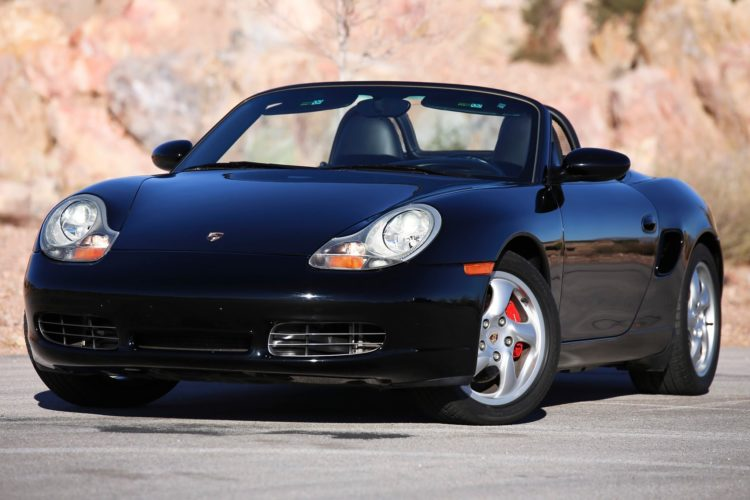 The Top Five Porsche Boxster Models Of All Time