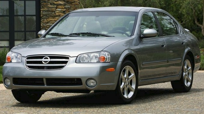The Top Five Nissan Maxima Models of the 2000s