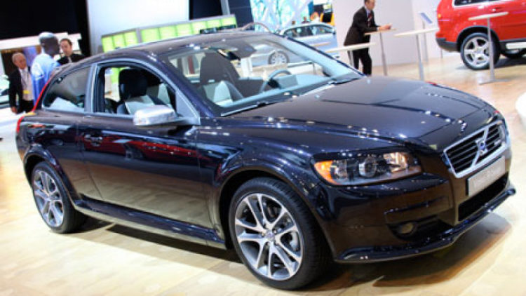 the top five volvo c30 models of all time. Black Bedroom Furniture Sets. Home Design Ideas