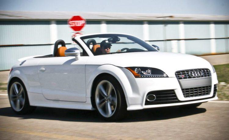 2009 Audi TTS Roadster Convertible