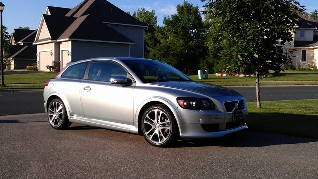 The Top Five Volvo C30 Models Of All Time