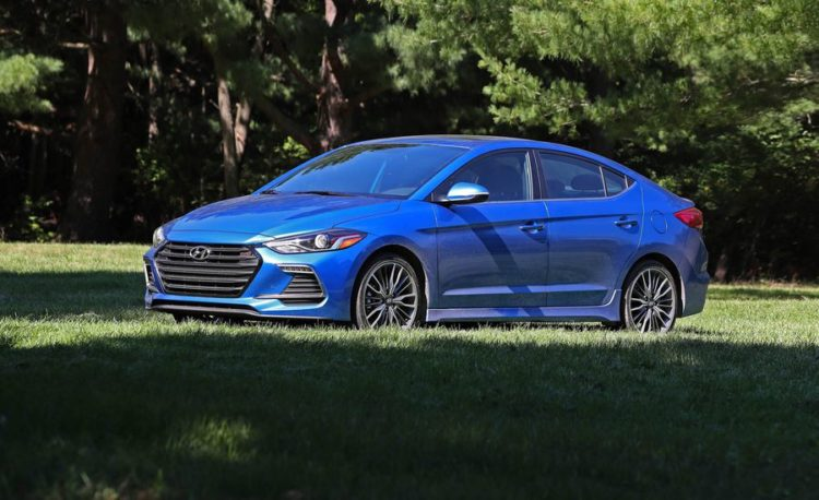 The New Hyundai Elantra Sport Is A Major Improvement On Some Of Brands Previous Models As They Have Really Thought About Design And Performance