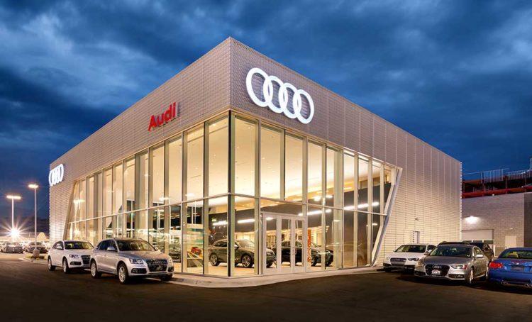Perks Of An Audi Dealership You Dont Get Anywhere Else - Audi car dealership