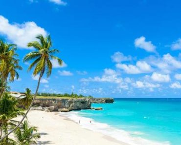 The Top Five Beaches in Barbados