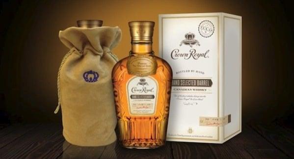 Crown Royal Single Barrel Whiskey
