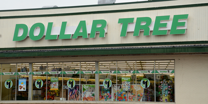 How Dollar Tree Is The One Store Amazon Cant Beat