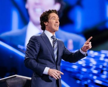 The Official Joel Osteen Net Worth Is Over $60 Million
