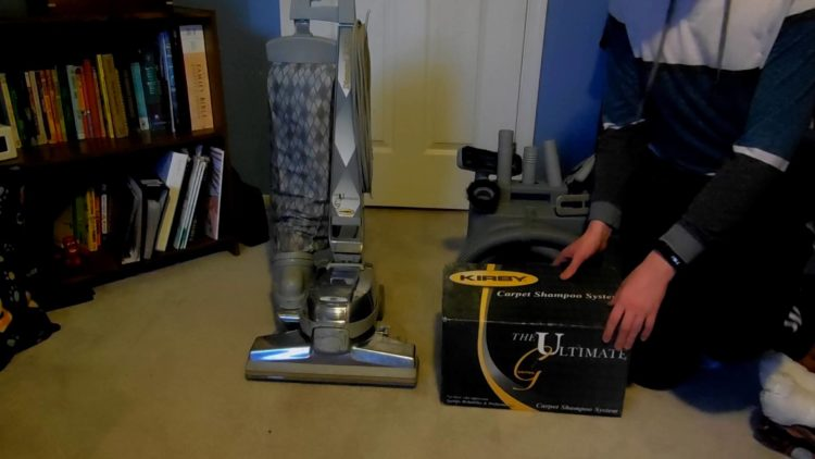 Kirby G9 Diamond 2-Speed Vacuum Cleaner