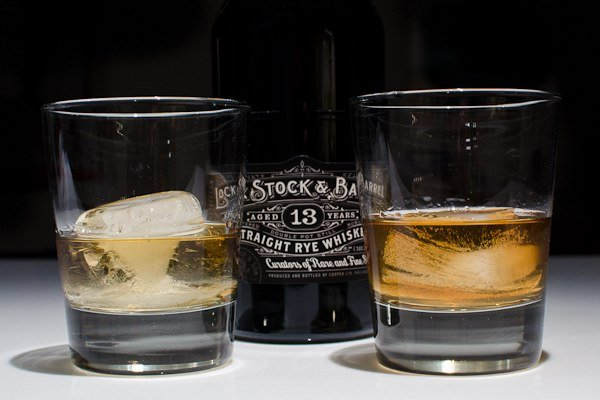 Lock, Stock and Barrel 13 Year Old Rye