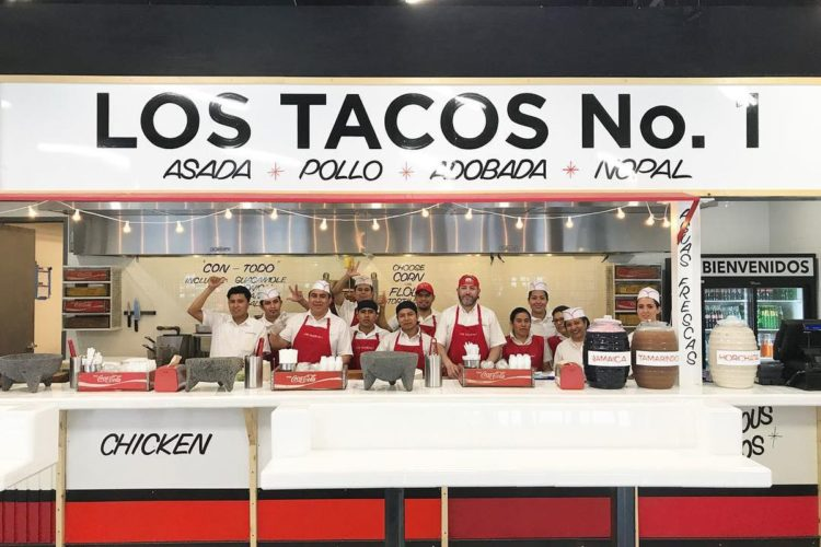 Los Tacos No.1 New York