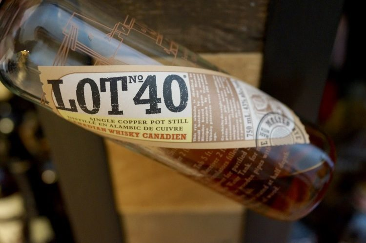 Lot. No. 40 Canadian Whiskey