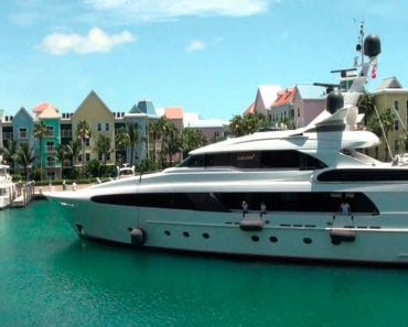Everything You Want to Know about Michael Jordan's Yacht