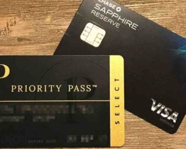 10 Benefits of The Chase Sapphire Reserve Priority Pass