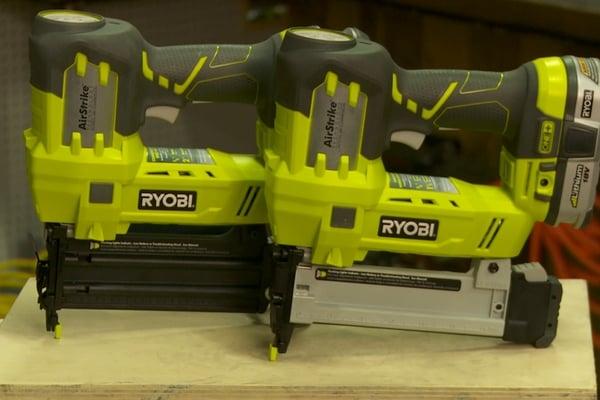 Ryobi Nail Guns