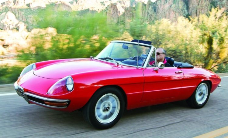 The History And Evolution Of The Alfa Romeo Spider - Alfa romeo spider new model
