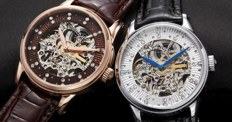 The Top Five Stuhrling Watches Money Can Buy