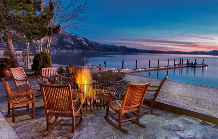 Located On The Incline Village You Ll Never Experience American Alpine Like Would At This Hyatt Resort It S Literally Paradise In America