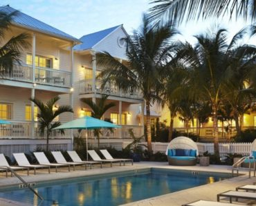 The Five Best Hotels in Key West, Florida
