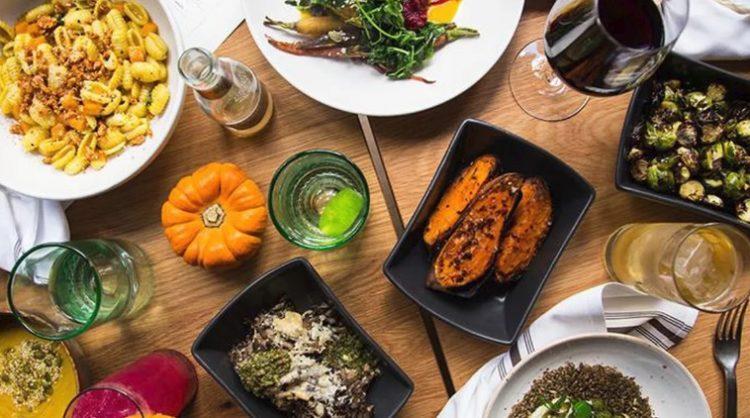 The Five Best Vegetarian Restaurants In Nyc