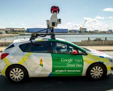 How Google Street View Images Could Help Us Address Public Health
