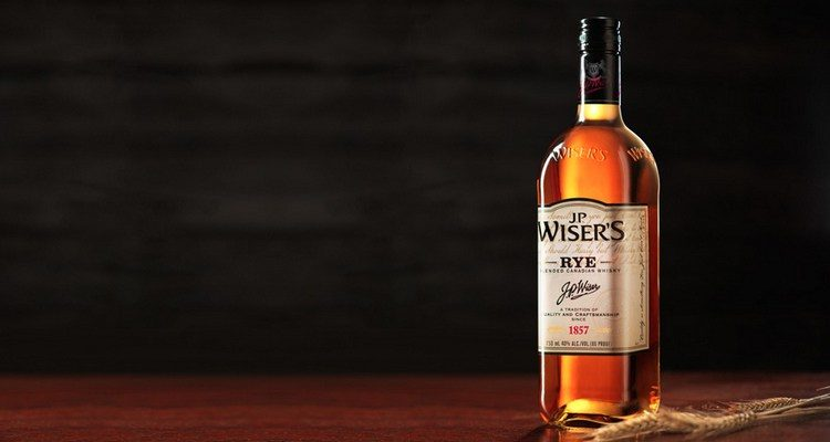 wiser's canadian whiskey