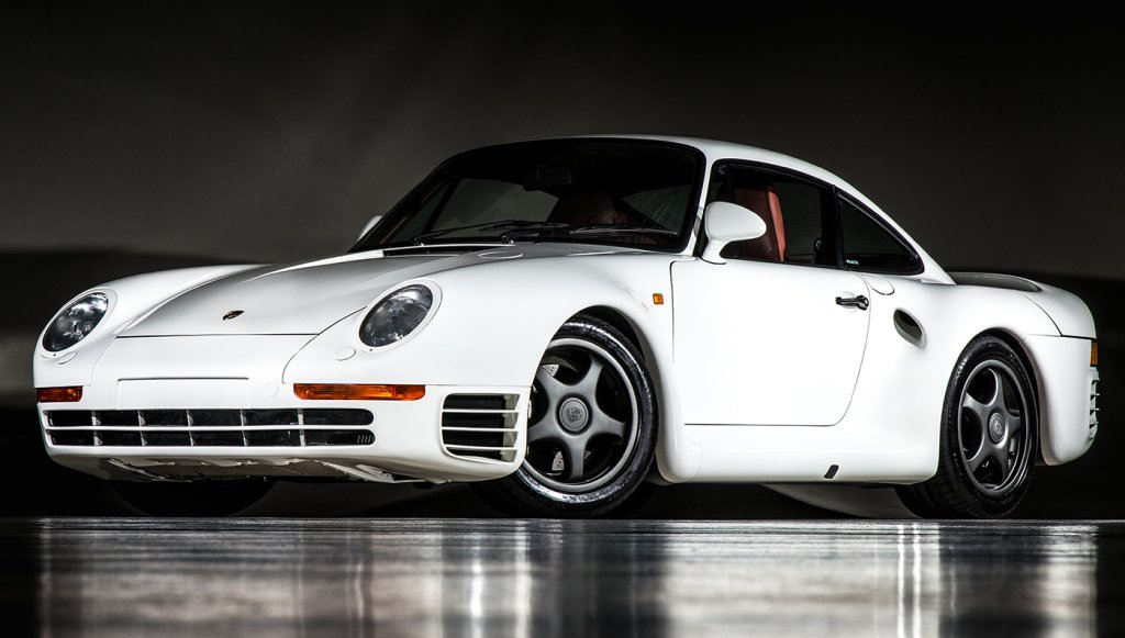 The History And Evolution Of The Porsche 959