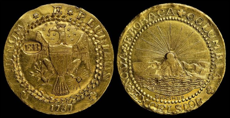 The Five Most Expensive Coins Ever Sold At Auction