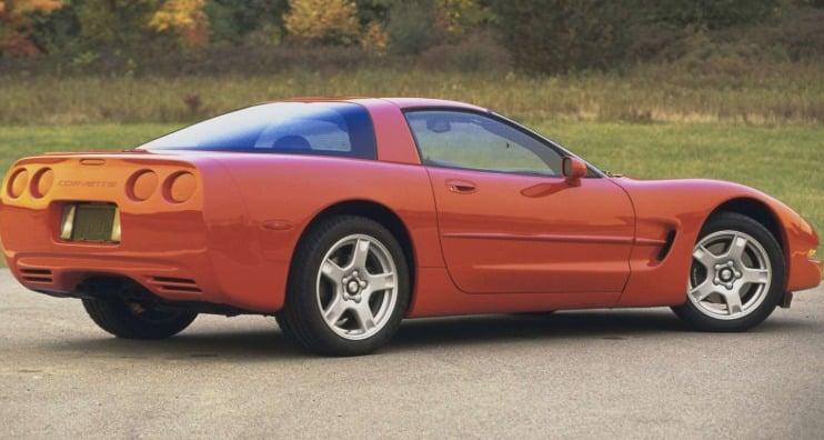 evolution of corvette
