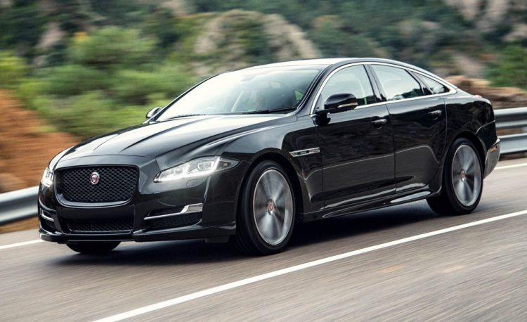 The History And Evolution Of The Jaguar Xj