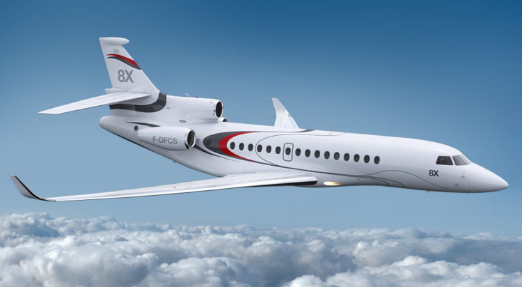 10 Things You Didn T Know About The Dassault Falcon 8x