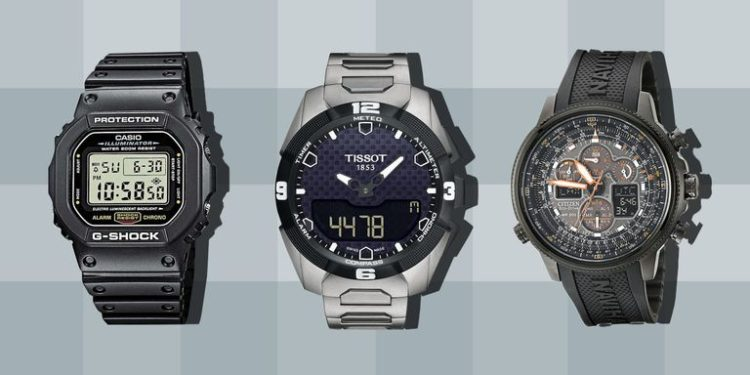 1ef1072f9 The Five Best Digital Watches for Under $500