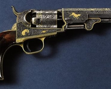 The 10 Most Expensive Guns Ever Sold at Auction