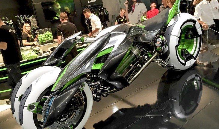20 Things You Didn't Know About Kawasaki Motorcycles