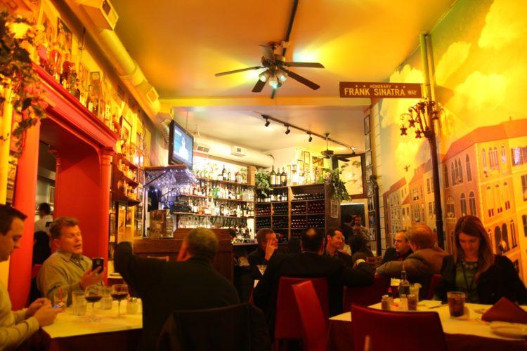 The Five Best Italian Restaurants In Chicago