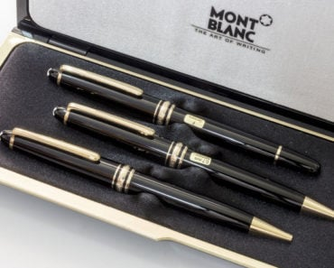 The History and Evolution of the Montblanc Meisterstück Pen