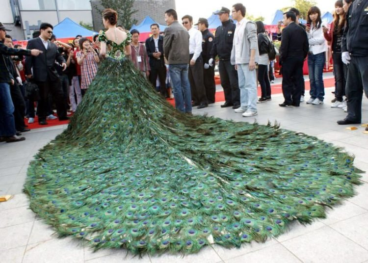 The Five Most Expensive Dresses Of All Time