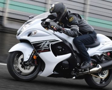 20 Things You Didn't Know About Suzuki Motorcycles