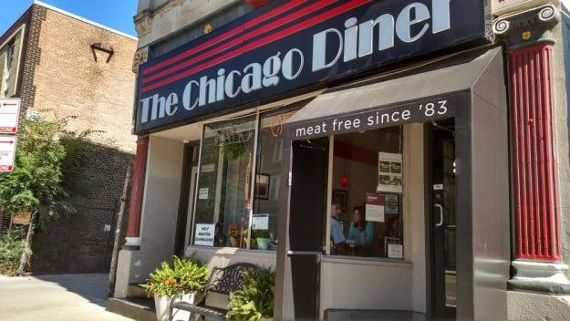 The Chicago Diner Vegan Restaurant