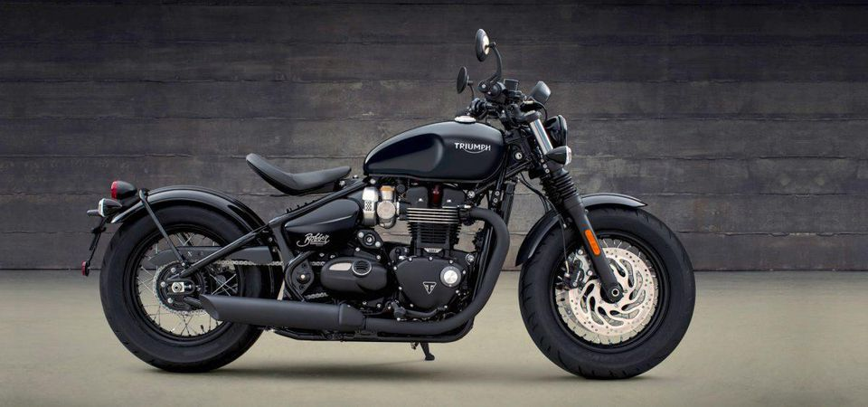 20 Things You Didn't Know About Triumph Motorcycles