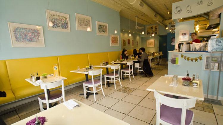 Victory's Banner Restaurant Chicago