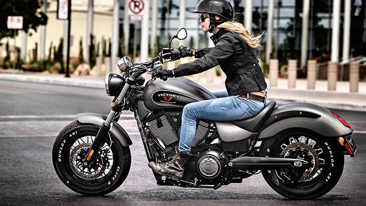 20 Things You Didn't Know about Victory Motorcycles